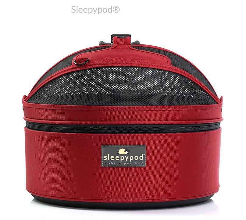 sleepypod carrier dog safety restraint