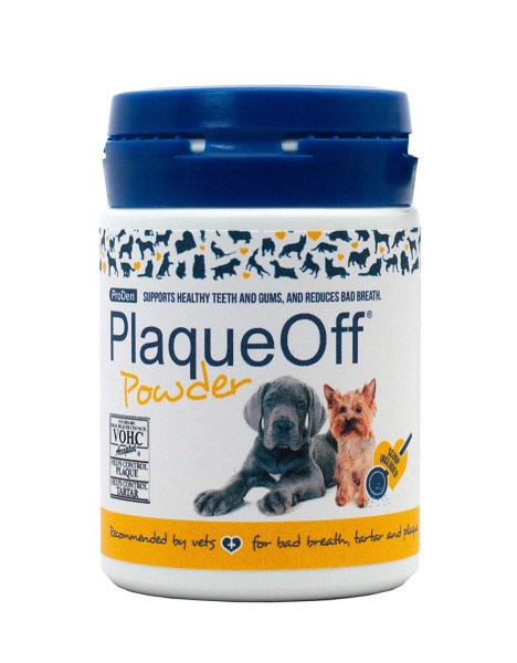 Proden Plaque Off dog teeth cleaner