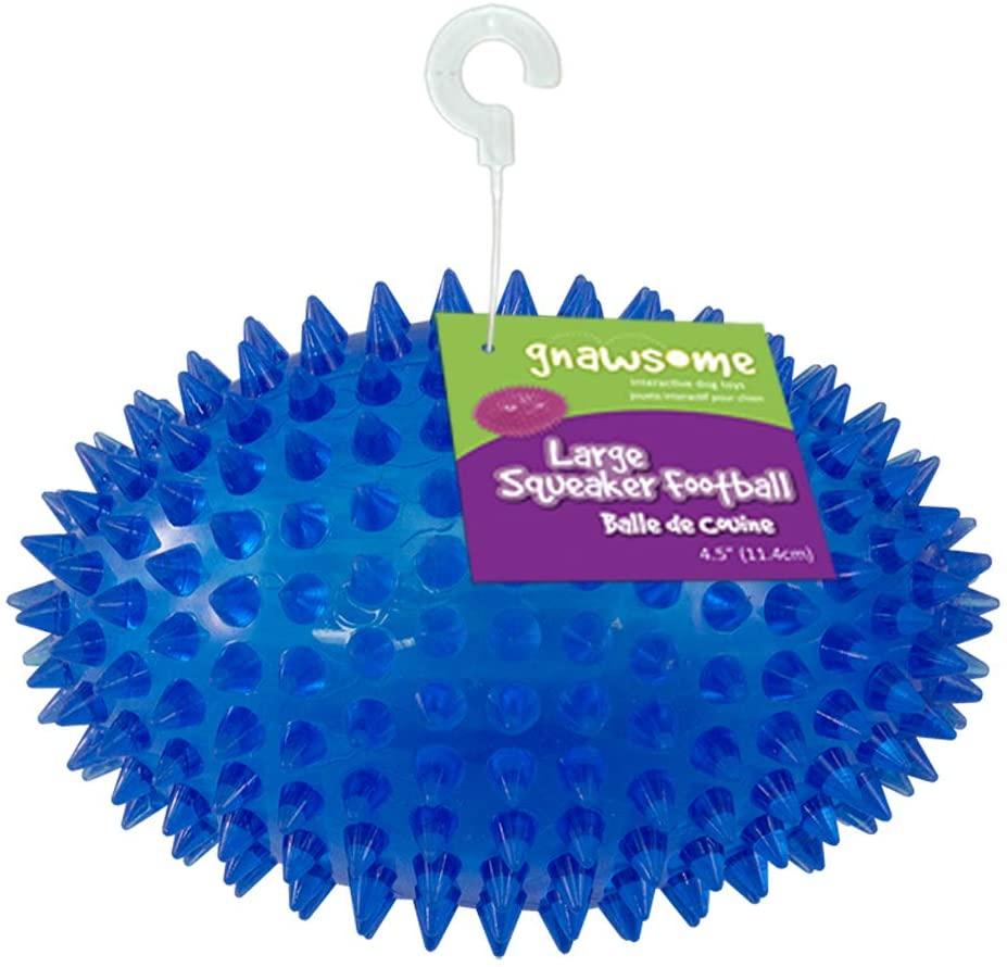 gnawsome squeaker ball large