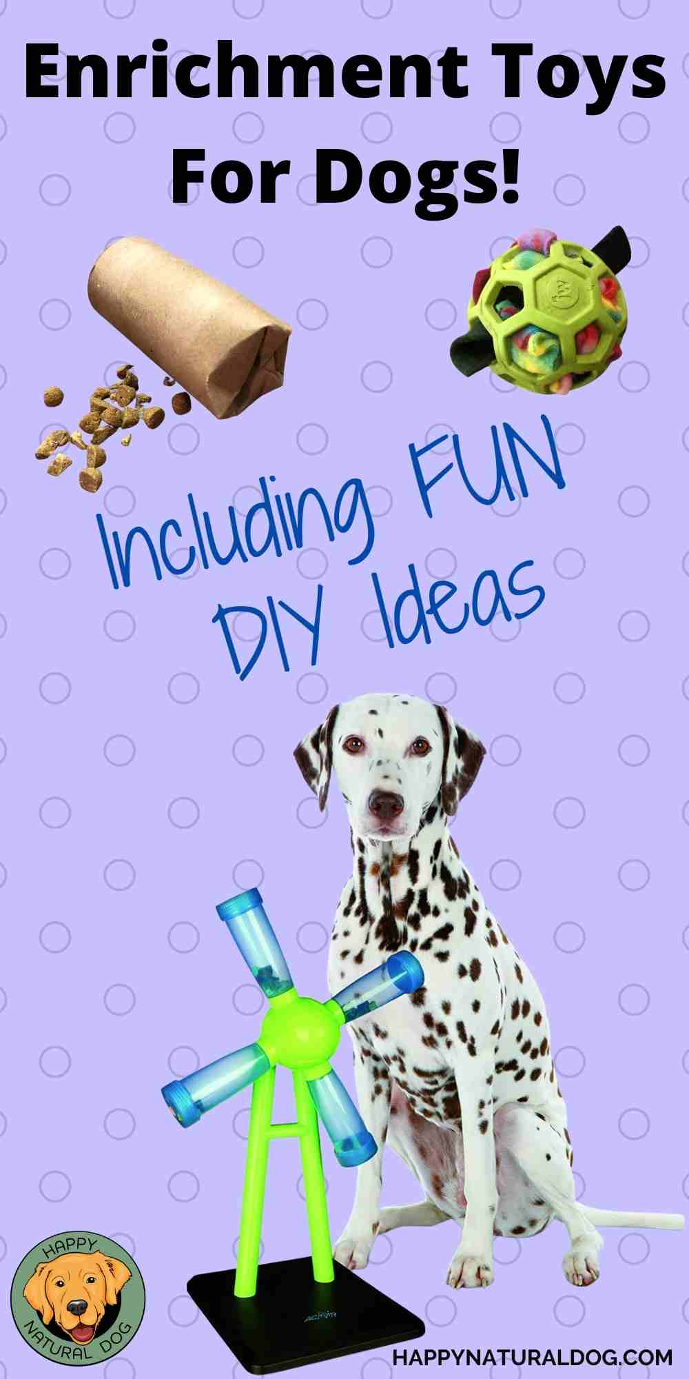 Enrichment Toys For Dogs