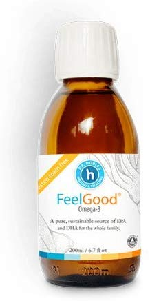 Dr Peter Dobias Feel Good Omega 3 product