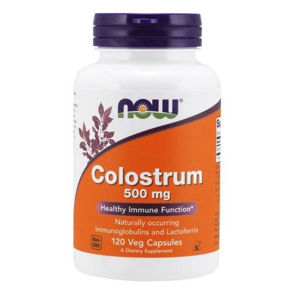 Now colostrum for dog immunity booster