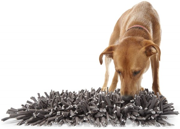 snuffle mat puzzle food toy for dogs