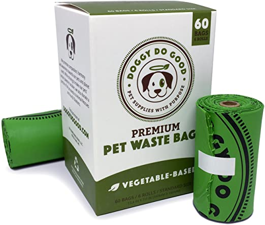 Doggy Do Good Poop Bags