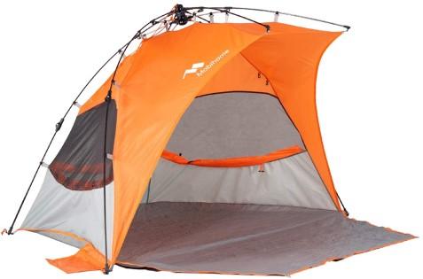 Mobihome dog shade tent