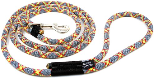 krebs recycle climbing rope dog leash