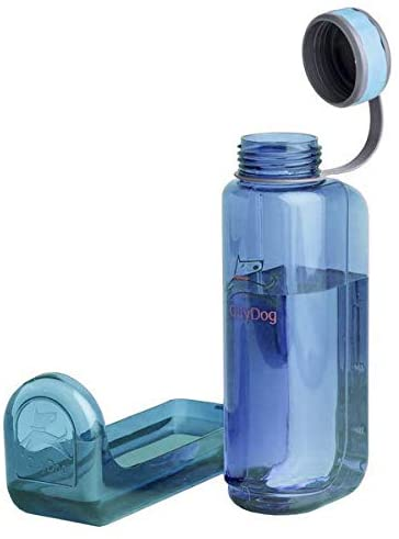 Ollydog water bottle for dogs