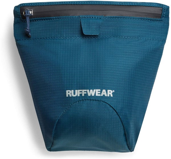 Ruffwear pack out bag for hiking and camping with dogs front view