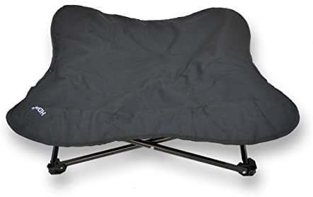 HDP Padded Folding Dog Bed for camping