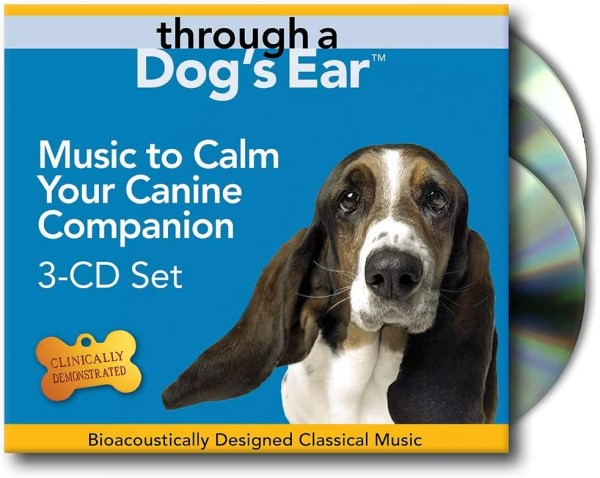 Through a Dog's Ear 3 CD Set