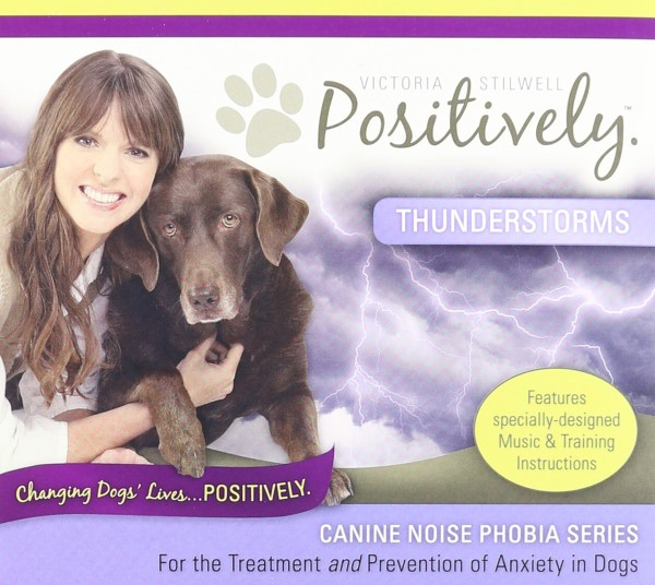 Canine Noise Phobia CD Thunderstorms