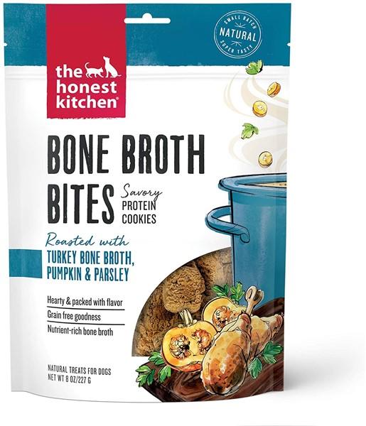 honest kitchen turkey bone broth pumpkin healthy dog treats