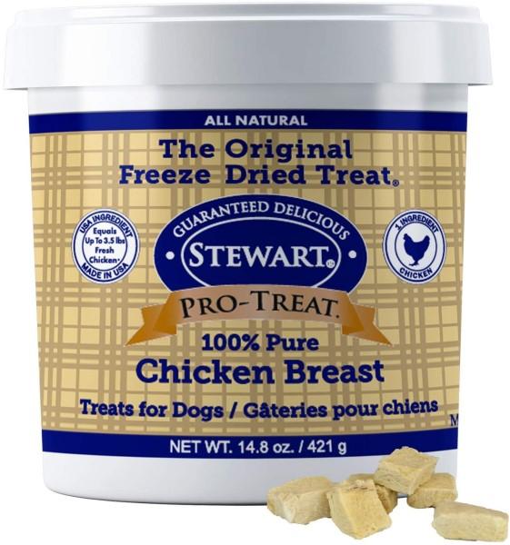 stewart freeze dried chicken breast