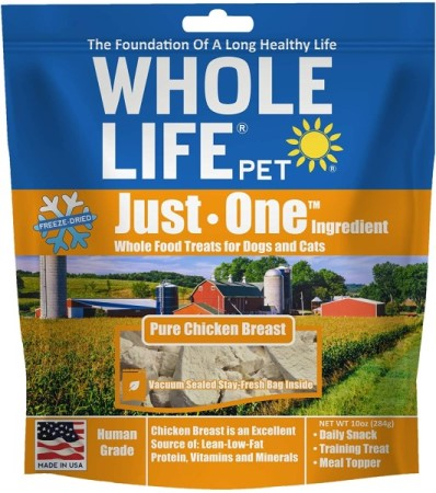 whole life chicken breast healthy dog treats (398 x 450)
