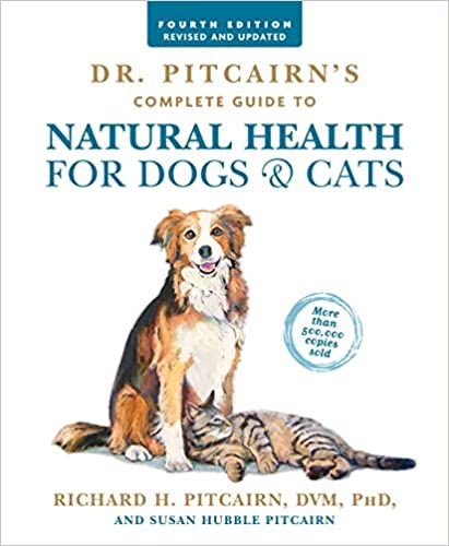 Dr Pitcairns Natural Guide for Dogs and Cats 4th Edition