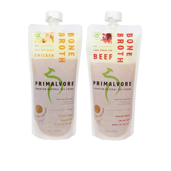 Primalvore Bone Broth for Dogs