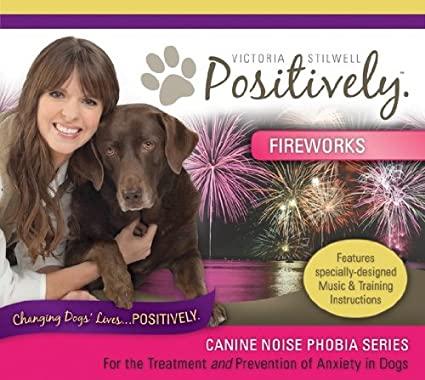 Victoria Stilwell Canine Noise Phobia CD Fireworks