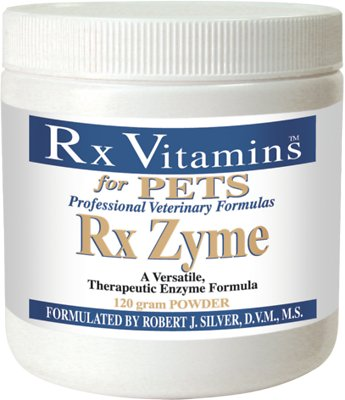 Rx Zyme for Pets dog enzyme supplement