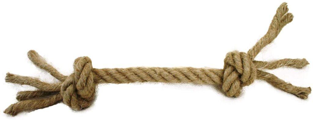 Good dog company hemp rope natural dog gift