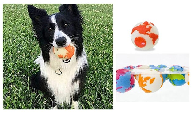 Planet dog Orbee Tuff Ball best dog gift