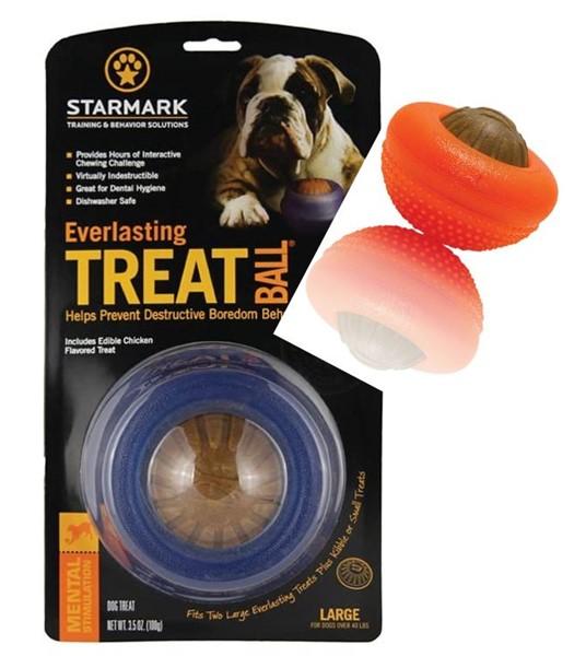 starmark bento ball dog christmas gifts