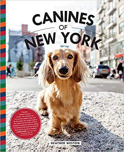 Canines of New York gift for dog owners