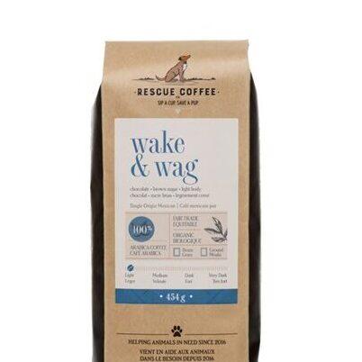 Wake and Wag Coffee