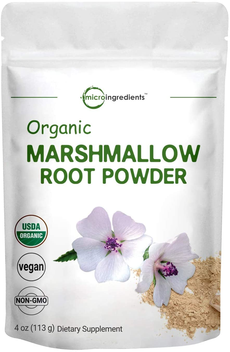 organic marshmallow root powder home remedy for dog utis
