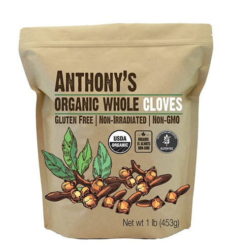 Anthony's organic cloves