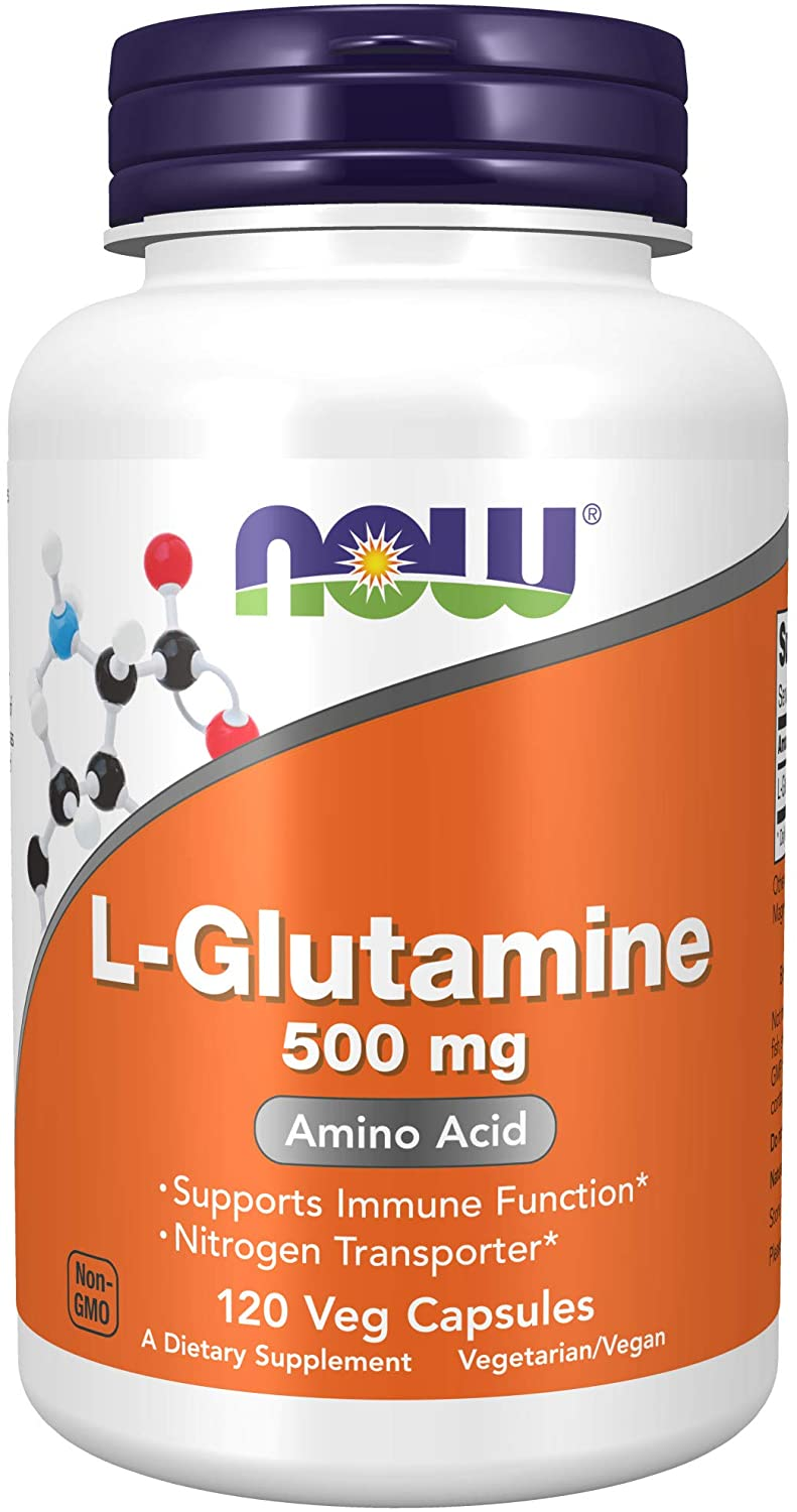 L-Glutamine for giardia in dogs