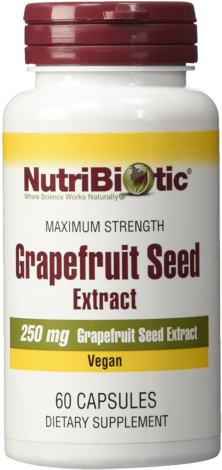 nutribiotic grapefruit seed extract capsules for giardia in dogs