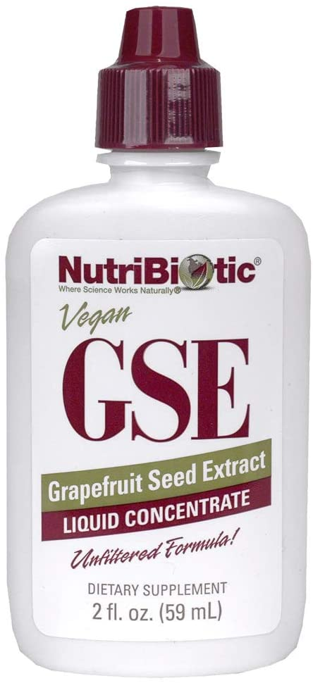 nutribiotic grapefruit seed extract drops for giardia in dogs