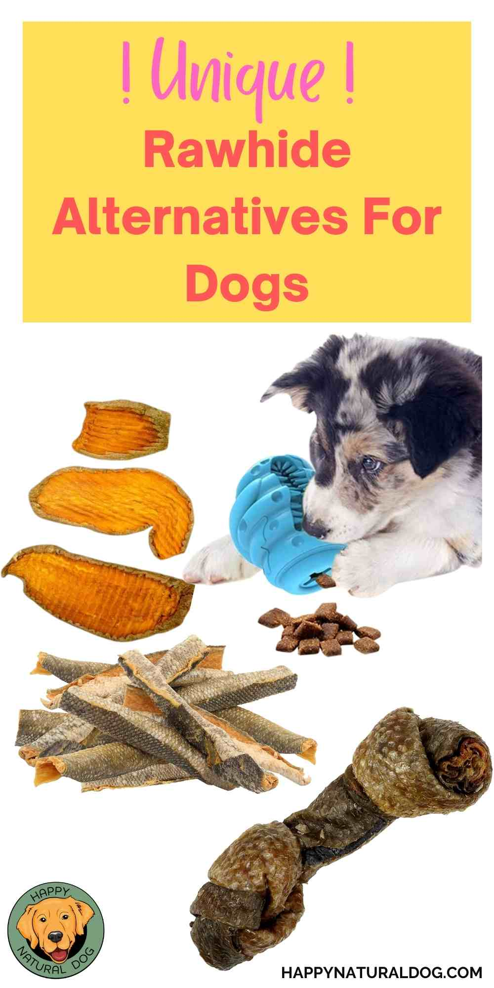 Are Rawhides Bad For Dogs Pins