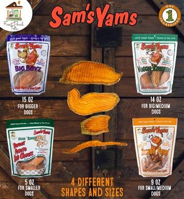 sams yams sweet potato chews rawhide alternative