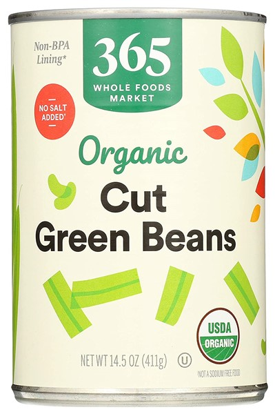 green beans for swollen anal glands in dogs