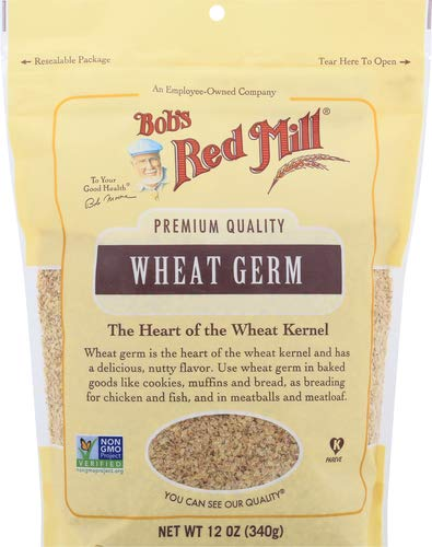 wheat germ for dog anal glands